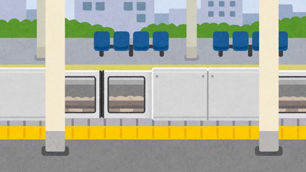 新小岩駅 ホームドア使用開始 人身事故の多い駅がより安全に
