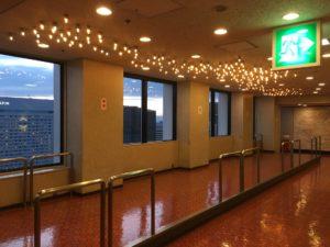大阪駅前第3ビル 展望室