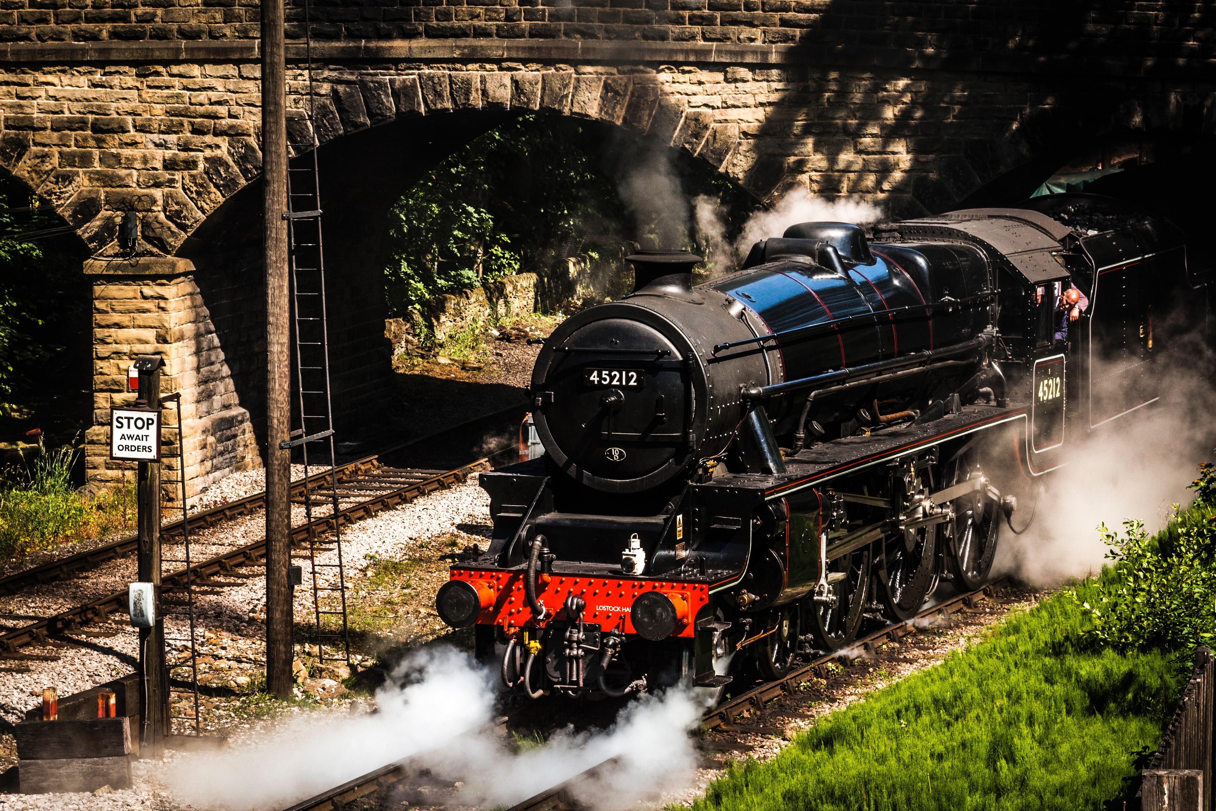 音で豊富な鉄道 鉄道が町に新たな音楽を生んでいる