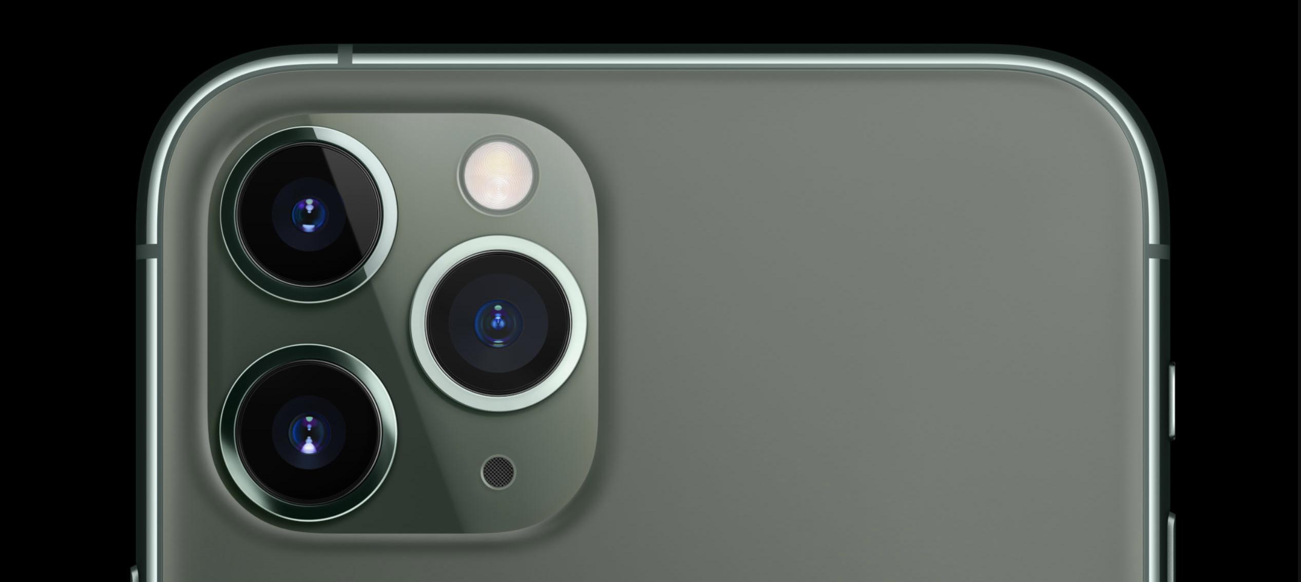 iPhone 11 , 11 Pro インカメラの進化が凄い!