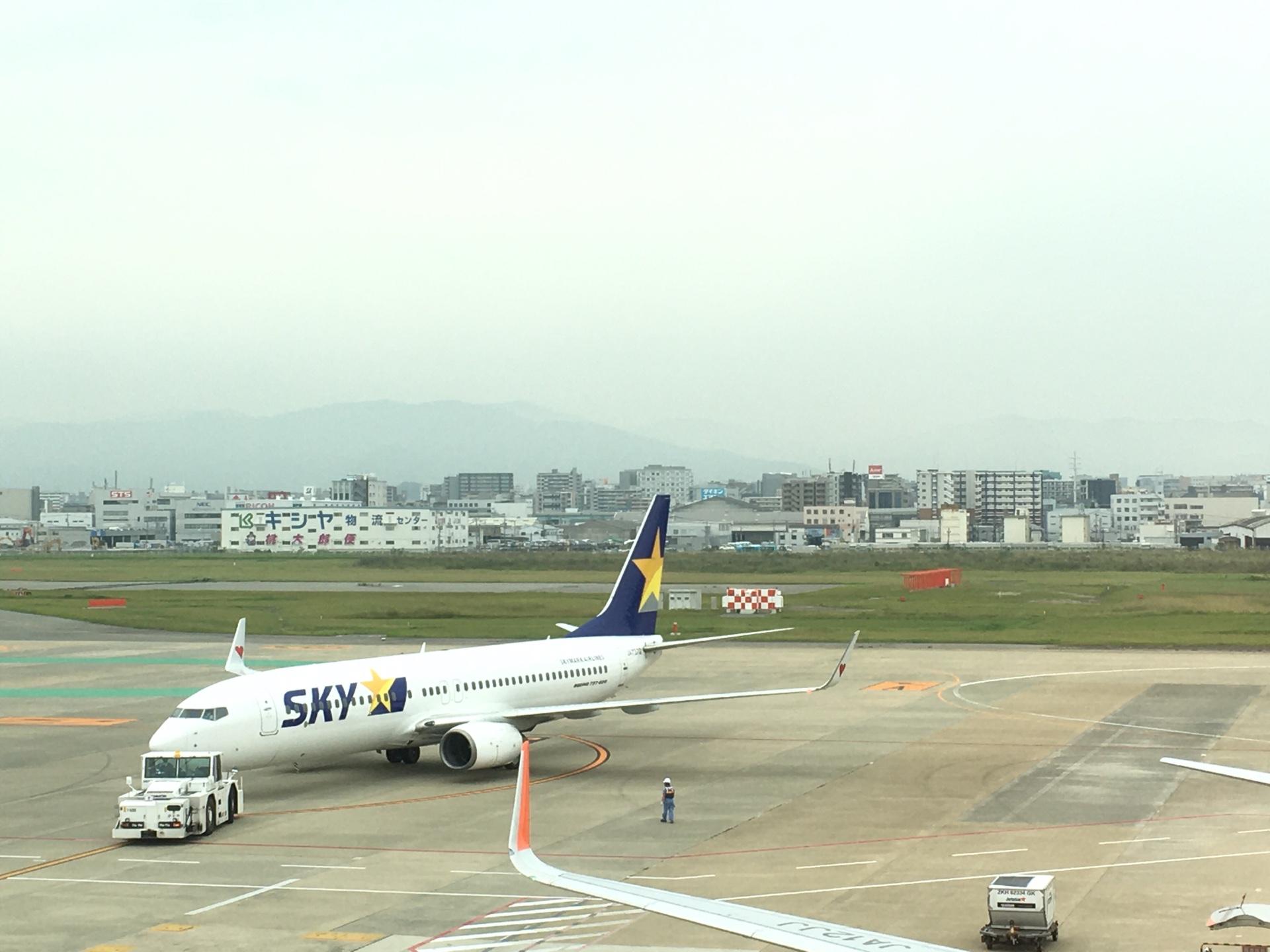 福岡空港の利便性は最高!! 福岡市民が羨ましくなる