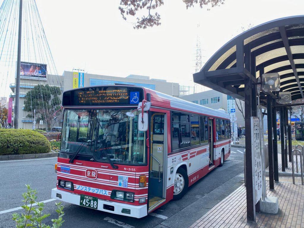 京阪バス 古川橋駅